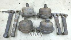 1928 1931 Model A Ford SHOCKS with ARMS Original Set of 4 Front and Rear 1929 1930