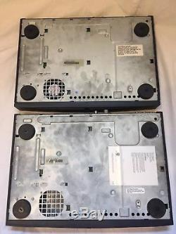 (2x) RARE Vintage Apple Interactive Television M4120 Set Top Box (STB) Prototype