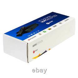 3 x MAG 322 IPTV SET TOP BOX Multimedia player Internet HD TV IP Konsole 3D 2USB