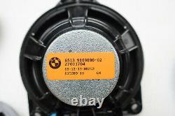 5x BMW F20 F21 F30 F80 F31 F34 F32 F33 F36 5er Lautsprecher Boxen Harman Kardon