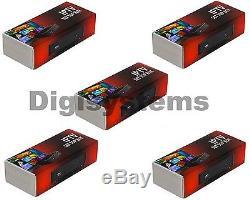 5x Genuine MAG254 IPTV Set-top Box From Infomir