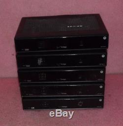 5x Motorola Verizon FIOS HD Set Top Box Model QIP7100/A386/015