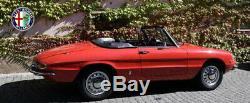 Alfa Romeo 105 / 115 Spider Set Sonnenblenden Mit Haltern + 8 Schrauben 1966-92