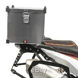 Alu Pannier Set Namib 35l-35l Top Box 38L with mounting kit for luggage racks