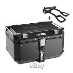 Alu-Top Box Set Givi Kawasaki Z 300 15-16 OBK58B Monokey black