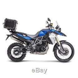 Aluminium Top Box Set Givi Kawasaki Z 300 15-16 OBK42B Monokey black