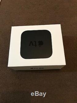 Apple TV 4K 64GB Smart Set Top Box, Black, iTunes + Siri Compatible, WiFi/LAN/Bl