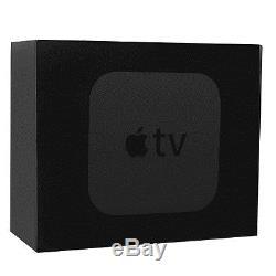 Apple TV (4th Generation) 64GB 1080p HD Multimedia Set-Top Box withSiri Remote