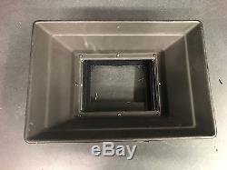 Arri MB-14 Matte Box 4 6 x 6 Filter Tray set, Top and Side Eyebrows hard matte