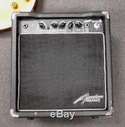 Austin Super 6 AS6PGTP'56 Gold Top Gig Pack Electric Guitar/Amp Set in box