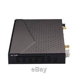 Axas HIS 4K Combo 1x DVB-S2 / 1x DVB-C/T2 4K UHD H. 265 HEVC E2 Linux Set-Top Box