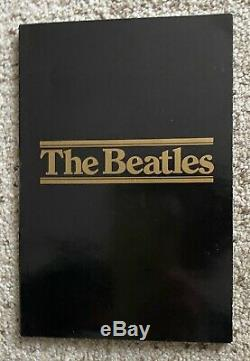 BEATLES WOODEN ROLL TOP BOX SET 14 LPs VERY RARE LIMITED EDITION SEALED. Nice