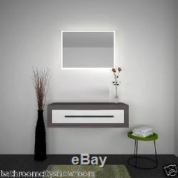 BEDROOM FITTED FURNITURE 90cm ANTHRACITE WHITE VANITY DRESSING TABLE DRAWER UNIT