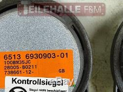 BMW E61 5er Mittelton Lautsprecher Box Set Logic7 Hifi Top DSP 6930903