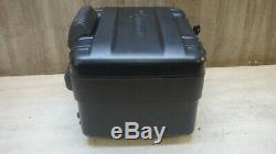 BMW F700 800 / R1200 1250 GS VARIABLE TOP BOX PANNIER CASE SET Vario Case
