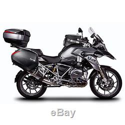 BMW R1200GS 13-16 Complete SHAD Luggage Set Inc. Top Box, Panniers & Fitting Kits
