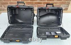 BMW R1200GS VARIO FULL SET PANNIERS +TOP BOX + BRACKETS + LOCKS But NO KEY