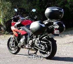 BMW S1000XR 15-18 Full SHAD Luggage Set inc SH39 Topbox, Panniers + Fitting Kits