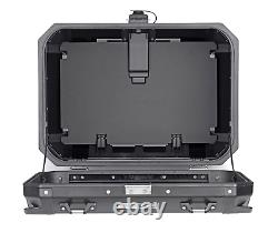 BMW S 1000 XR 2021 TOP BOX SET GIVI OBKN58B CASE topbox + SRA5138 RACK PLATE