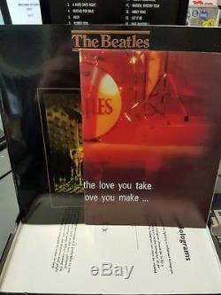 Beatles 16 CD Box Set CD's, Booklet, Poster, Holographic top, limited edition No