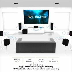 Beelink GT King Pro 4K UHD Android Set Top TV Box with Dolby DTS Listen