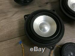Bmw Oem E63 E64 M6 Front And Rear Speaker Speakers Logic 7 Set L7 2004-2010