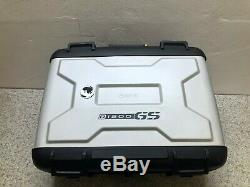 Bmw R1200 Gs Vario Luggage Top Box Pannier Set Of 3 2004 2012