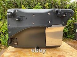 Bmw R1250gs Genuine Full Set Of Vario Panniers & Top Box