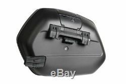 Bmw S1000xr 2015 2018 Shad Full Luggage Panniers Sh36 & Top Box Set Sh58x