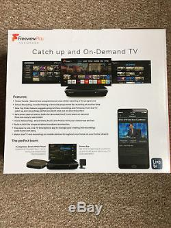 Brand new in box HUMAX FVP-5000T 1TB Freeview TV recorder PVR set top box
