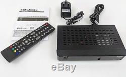 Bush 1TB Freeview HD Smart Digital Set Top Box (Recorder)