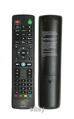 BuzzTV XRS4000 Android 9.0 OTT IPTV Set-Top Box 4GB RAM 32GB Mem Buzz XRS 4000
