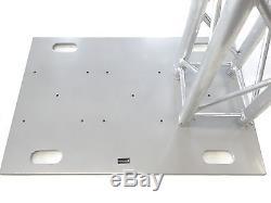 CedarsLink 26x39 Aluminum Rectangle Base/Top Plate Box Trussing Light Columns