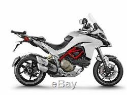 Ducati Multistrada 1260 1200 950 16-20 Shad Full Luggage Panniers & Top Box Set