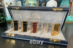 Einmalig, Rothschild Feuerzeug Set in Präsentationsbox, TOP Zustand, Garantie