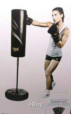 Everlast Boxartikel Boxsack Cardio Fitness Training Bag, Black, 15004 TOP