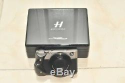 F/s Super Rare! Hasselblad Stellar Carbon Fibre Grip From Top Mint In Box Set