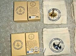 ForeverSpin Set of 4 Tops Includes Rare Mystery Tops, Keychains, Docs, and Boxes