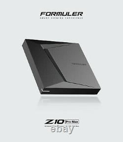 Formuler Z10 PRO MAX IPTV 4K HDR Ultimate Android 10 TV Set Top Box Z8 4Gb 32Gb