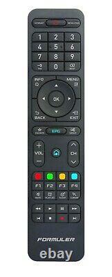 Formuler Z8 Dual Band 5G Media Streamer Black