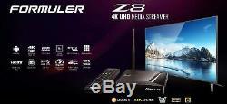 Formuler Z8 IPTV BOX 4K Android TV Set-Top-Box DUAL Wifi H. 265 2GB RAM + 16 GB