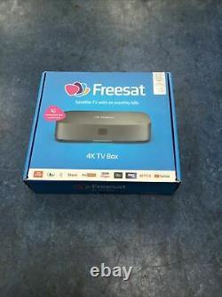Freesat 4K TV Box Smart Ultra HD Set Top Box Brand New Still Sealed Cost £149.99