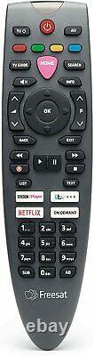 Freesat UHD-X Smart 4K Ultra HD Satellite Receiver Set Top Box (Non Recordable)
