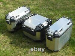 GENUINE Honda CRF1100L Africa Twin 2019 onwards Luggage Set Panniers & Topbox
