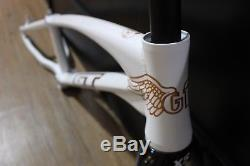 GT SPEED SERIES BMX PRO XL FRAME SET 21 Top Tube BOX X5 Fork