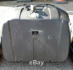 Genuine GIVI Top Box And Side Carrier Set Triumph Tiger 1050 (2007-2012)