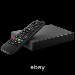 Genuine Infomir MAG 520w3 Built in Wifi 4K HEVC Dolby Sound Set Top Box UK PLUG