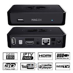 Genuine MAG254 IPTV Set-top Box From Infomir