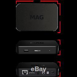 Genuine Mag256 IPTV SET-TOP BOX Internet TV & Media Streamer Sale Now On