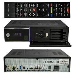 GigaBlue UHD Trio 4K Receiver Combo SAT+Kabelreceiver HDTV Set-Top-Box Linux E2